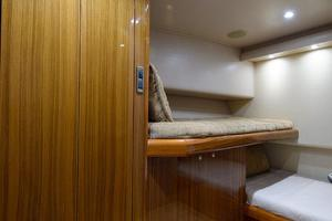 64' Viking Convertible 2008 Guest Stateroom