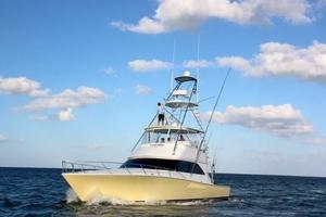 48' Viking Convertible 2003