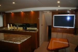56' Viking Enclosed Bridge 2007
