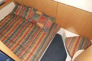 40' Tiara 4000 Express 1999 Aft Stateroom