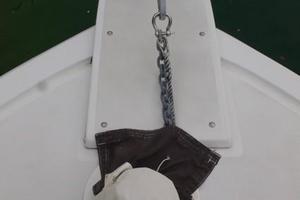 42' Hatteras Convertible Sportfish 1977 Bow Sprit