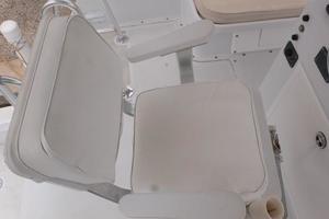 42' Hatteras Convertible Sportfish 1977 Captains Chair
