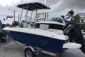 18' Bayliner Element 2017