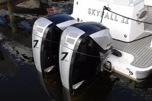 39' Concept Boats 3900 CC 2014 Seven Marine 557 Hp