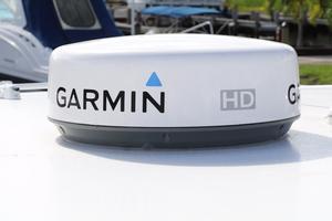 39' Concept Boats 3900 CC 2014 Radar
