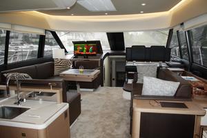 55' Prestige 550 Fly 2017