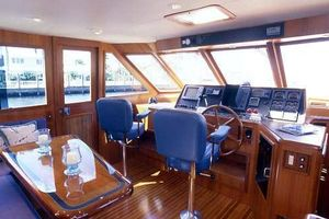 54' Offshore Yachts Pilothouse 2019 Pilothouse