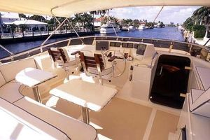 54' Offshore Yachts Pilothouse 2019 Flybridge
