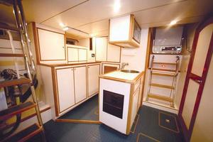 72' Offshore Yachts 66/72 Pilothouse 2019 Utility Room