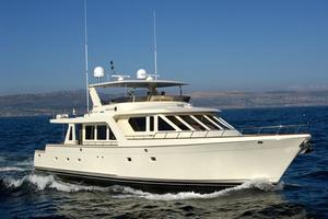 72' Offshore Yachts 66/72 Pilothouse 2019 Running