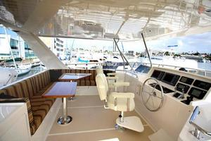72' Offshore Yachts 66/72 Pilothouse 2019 Flybridge