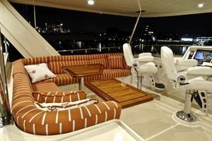 80' Offshore Yachts 76/80 Motoryacht 2019 Flybridge