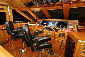 80' Offshore Yachts 76/80 Motoryacht 2019 Pilothouse