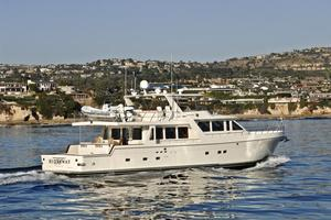80' Offshore Yachts 76/80 Motoryacht 2019 Running