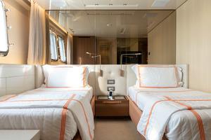 106' Sanlorenzo Sl106 2018 Guest Cabin