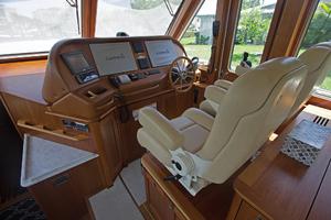54' Sabre Sedan Flybridge 2015