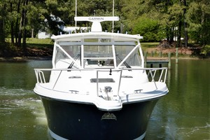 Edgewater 335EX Express Profile