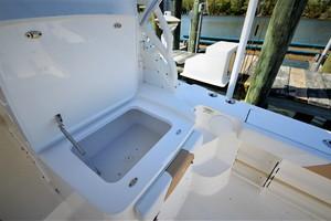 Edgewater 335EX Express Cockpit Cooler