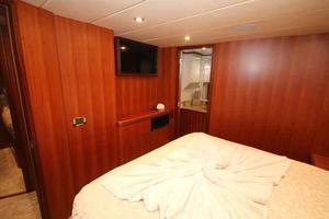 108' Johnson 108 FB Custom 2016 Starboard Aft Cabin Inboard