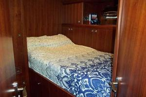108' Johnson 108 FB Custom 2016 Captain's Cabin