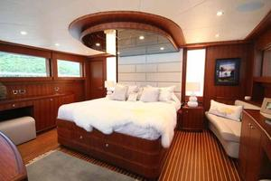 108' Johnson 108 FB Custom 2016 Master Looking Aft to Starboard