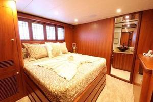 108' Johnson 108 FB Custom 2016 Starboard Aft Cabin