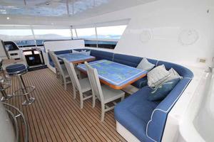 108' Johnson 108 FB Custom 2016 Starboard Side Seating