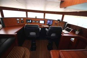 108' Johnson 108 FB Custom 2016 Pilothouse