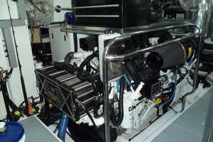 108' Johnson 108 FB Custom 2016 Starboard Engine