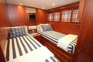 108' Johnson 108 FB Custom 2016 Starboard Side Twin
