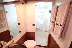 108' Johnson 108 FB Custom 2016 Starboard Aft Head Shower