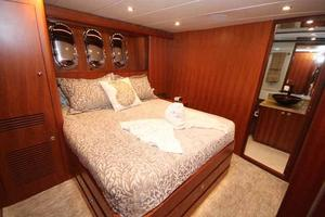 108' Johnson 108 FB Custom 2016 Starboard Aft Cabin Weather Covers