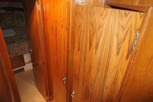 47' Cape Fear Custom Carolina Sportfish 2000 Companionway doors