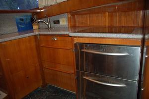 47' Cape Fear Custom Carolina Sportfish 2000 Mid-level with granite flooring