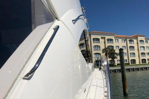 57' Riviera 57 Enclosed Flybridge- AVAILABLE NOW! 2017 Riviera 57 Enclosed Flybridge Side Decks