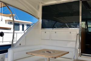 57' Riviera 57 Enclosed Flybridge- Available Now! 2017 Riviera 57 Enclosed Flybridge Mezzanine