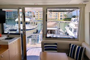 57' Riviera 57 Enclosed Flybridge- Available Now! 2017 Riviera 57 Enclosed Flybridge Aft