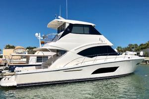 57' Riviera 57 Enclosed Flybridge- Available Now! 2017 Riviera57EnclosedFlybridge