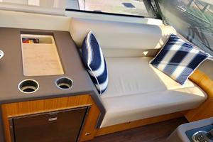 57' Riviera 57 Enclosed Flybridge- Available Now! 2017 Riviera 57 Enclosed Flybridge Companion Seating