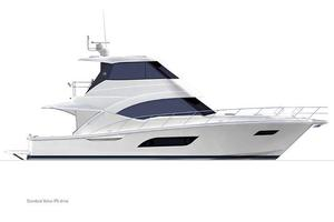 57' Riviera 57 Enclosed Flybridge- Available Now! 2017 Riviera 57 Enclosed Flybridge Profile