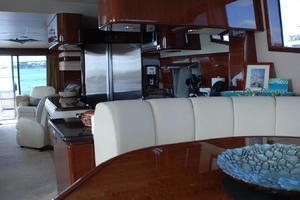65' Marquis Cockpit M/Y 2006 Galley
