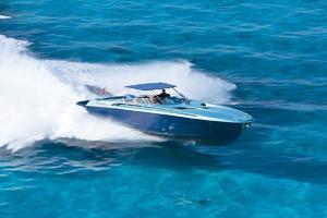 51' Magnum 51 Bestia 2013 Starboard Running