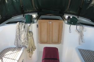 47' Beneteau 473 2002 Teak companionway doors
