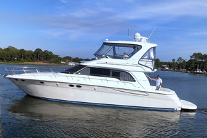 48' Sea Ray 480 Sedan Bridge 2001