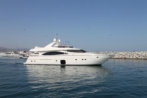 83' Ferretti Yachts 830 2007 Ferretti 830 for sale