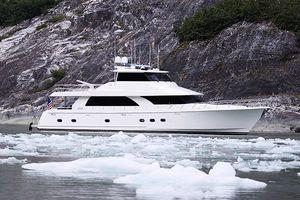 80' Ocean Alexander 80 Motoryacht 2010 Exterior