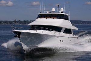 80' Ocean Alexander 80 Motoryacht 2010 Exterior Running