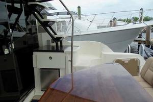 51' Sea Ray 510 Fly 2015 Aft Deck/Cockpit to Starboard