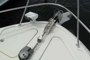 51' Sea Ray 510 Fly 2015 Anchor Detail