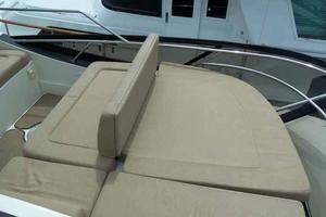 51' Sea Ray 510 Fly 2015 Foldable Backrest